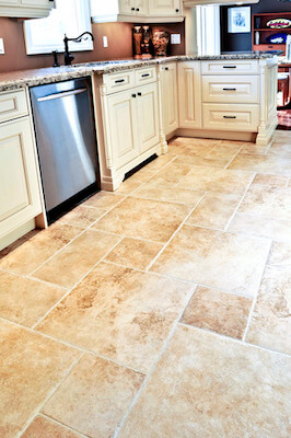 The Beauty Of Travertine Flooring