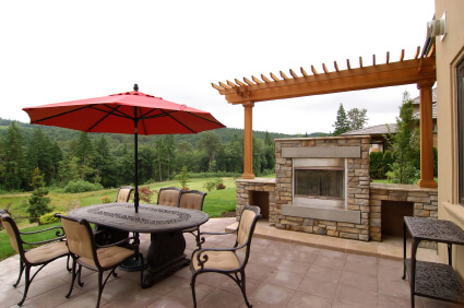Tiles Make The Perfect Companion For Outdoor Entertaining