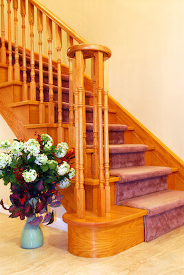 Carpet or Wood? What Should You Do With The Stairs