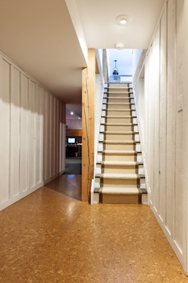 Use Cork Flooring In Bathrooms