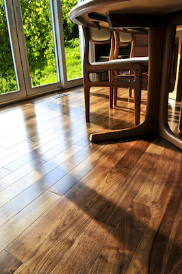 What If You Want Dark Hardwood Floors?