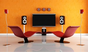 Choosing The Best Flooring For A Home Theater
