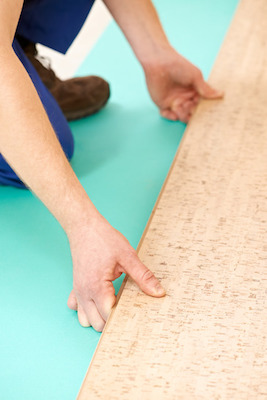 The Myth Of Cork Flooring