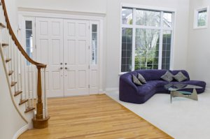 Create A Beautiful Entryway With New Flooring