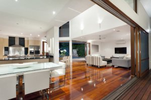 Using Different Flooring Throughout Your Home