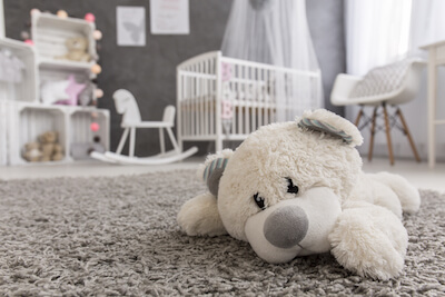 The Perfect Flooring For Your Nursery