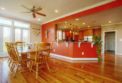 Want The Look Of Hardwood Flooring Without The Cost?