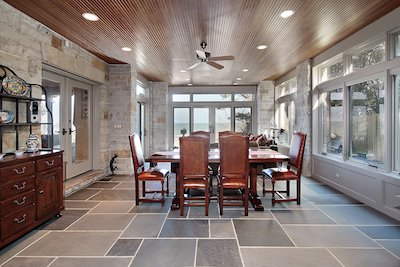 Natural Stone: It's Not Just For Flooring Anymore