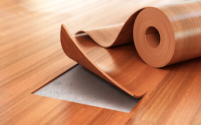Felt Or Fiberglass Vinyl Floor Backings Pro Flooring