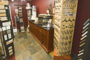 PRO! Flooring Showroom Samples