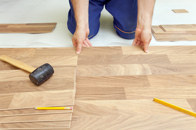 Have Leftover Stone or Wood Flooring? Here's What To Use It For