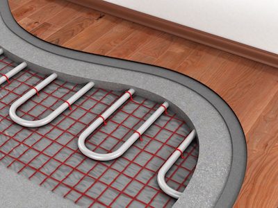 Can Your Flooring Control Your Home's Temperature?