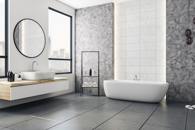 Why Your Bathroom Should Have Waterproof Flooring