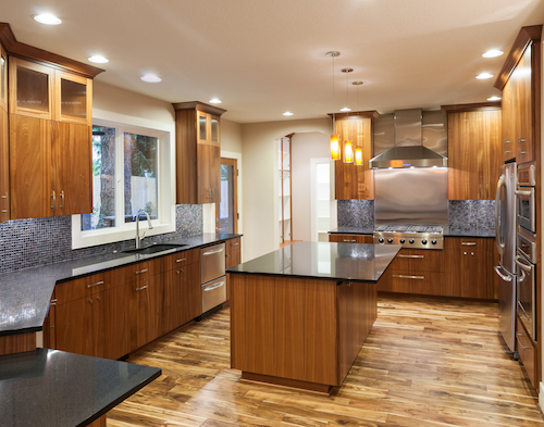 Is It Okay To Put Hardwood Floors In a Kitchen?