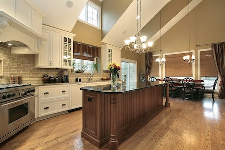 What's Trending In Kitchen Floors?