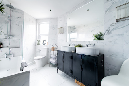 Are Porcelain Tiles Good For Bathroom Floors?