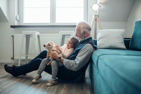 Residential Flooring Choices For Aging In Place