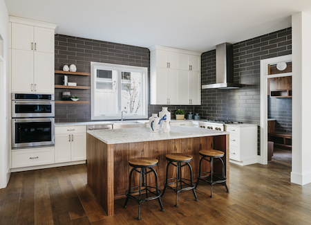 Choose Resilient Flooring For Your Kitchen and Bathroom Projects