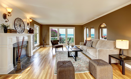 Refinish Your Old Hardwood Floors or Replace