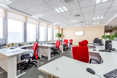 Can Your Office Flooring Be Making You Sick?