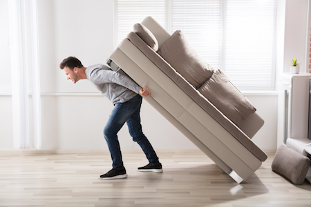 Moving In Tips So You Don't Scratch Your Hardwood Floors