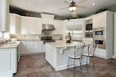 Can I Use That Gorgeous Tile In My Kitchen and Outdoor Patio?