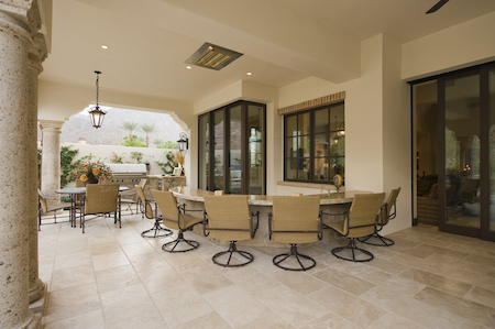 Choosing A Tile For Outdoor Living You'll Love Summer and Winter