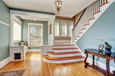 Do Your Upstairs and Downstairs Flooring Have To Match?