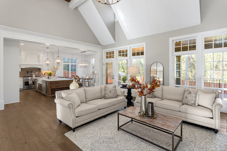 How To Install Flooring in an Open Concept Design