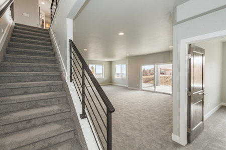 Use Flooring To Brighten Your Basement