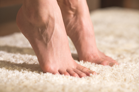 What's That Smell? It May Be Carpet Mold