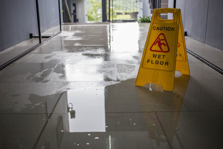 When Flood Damage Impacts Your Floors