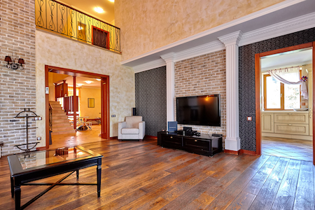 Adding Texture To Your Hardwood Floors