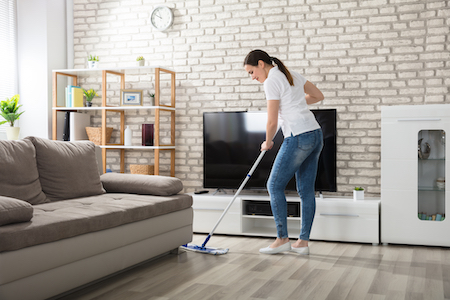 Tired of Cleaning House? Go With These Low Maintenance Flooring Option