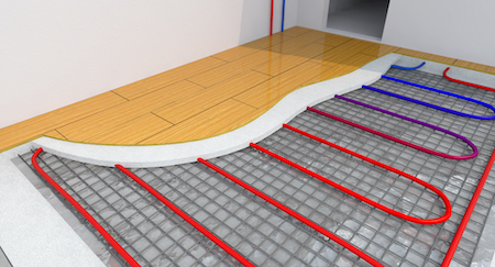 Selecting The Right Flooring For Radiant Heating