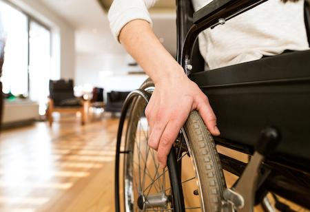 Disability Friendly Flooring