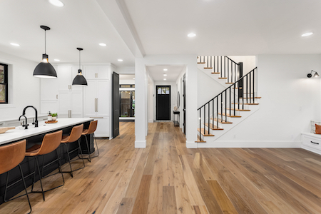 Finding and Living With Eco-Friendly Hardwood Floors
