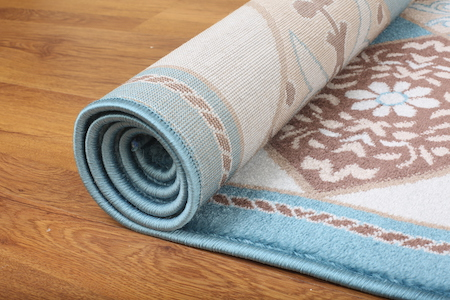 Are Natural Rugs Good For Wood Floors?