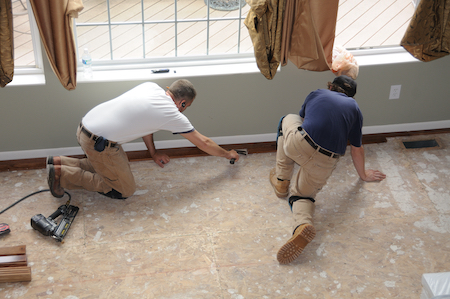 Is Your Subfloor Made From The Right Materials?