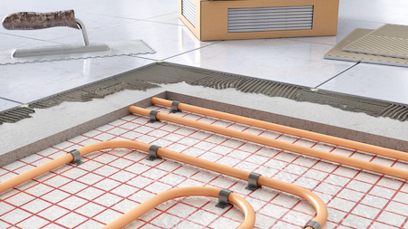 What Flooring Should You Install Over Radiant Heating